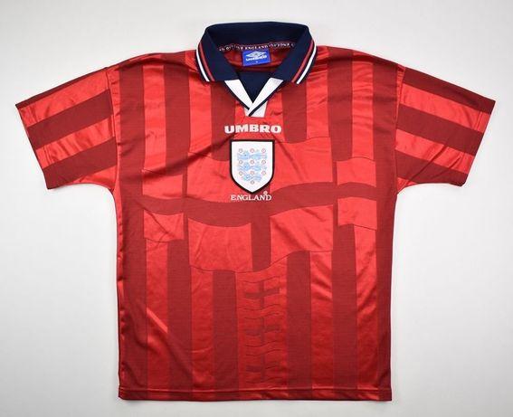 Camisola seleção da Inglaterra 1997 xl umbro