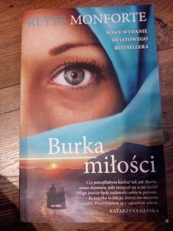 Sprzedam książkę Burka miłości Reyes Monforte
