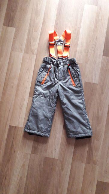 Spodnie narciarskie dla chłopców ( bliźniąt ), rozm. 92