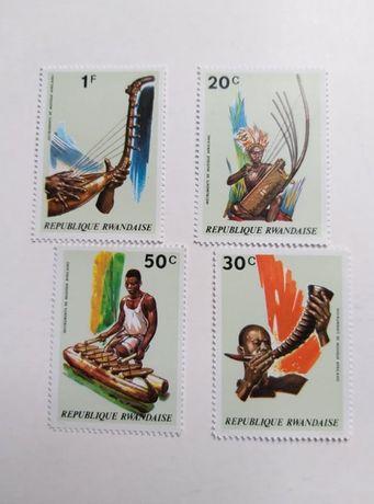 Selos do Ruanda