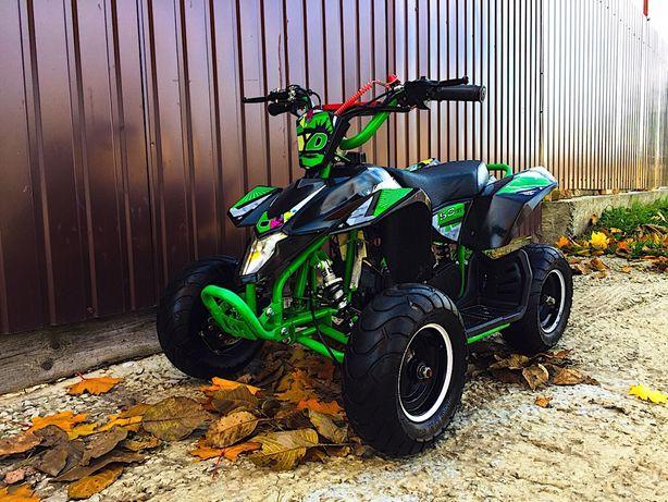 Продам детский квадроцикл ATV-50cc.Максимальная комплектация.