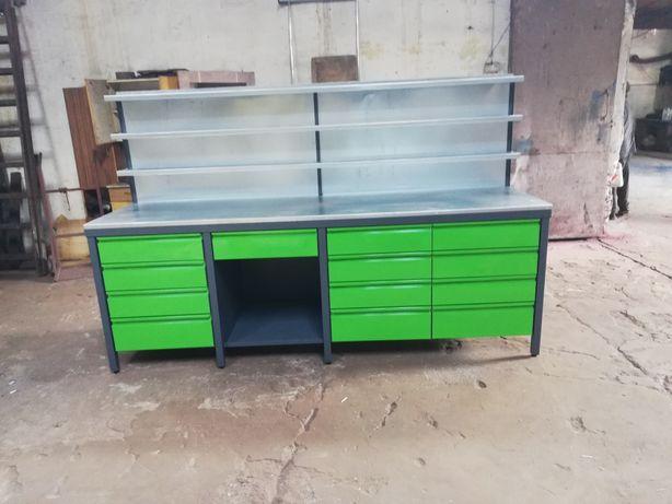Stol warsztatowy 250x70 polski producent