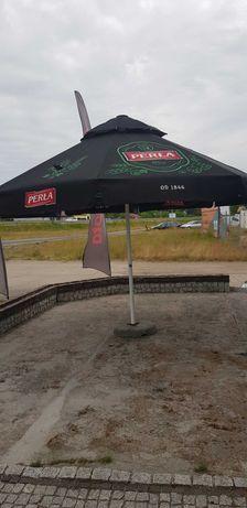 parasole piwne i rollbar
