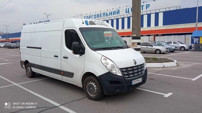 Рено Мастер 2014г.в. груз.