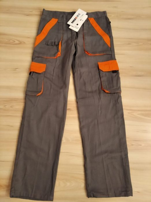 Spodnie robocze damskie, nowe - rozmiar 40 Kluczbork - image 1