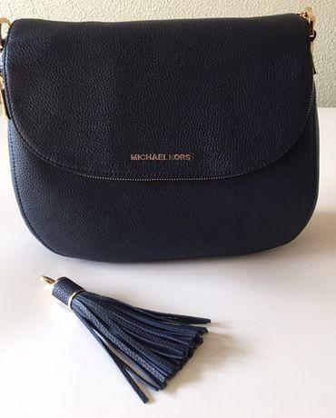 Mala/ Carteira de sra michael kors original azul
