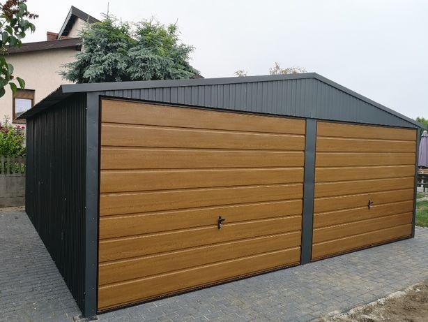Garaże na wymiar PRODUCENT, garaż, blaszany 6x6 inne wymiary Raty