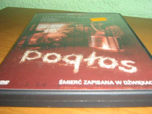 Film DVD horror POGŁOS polska wersja