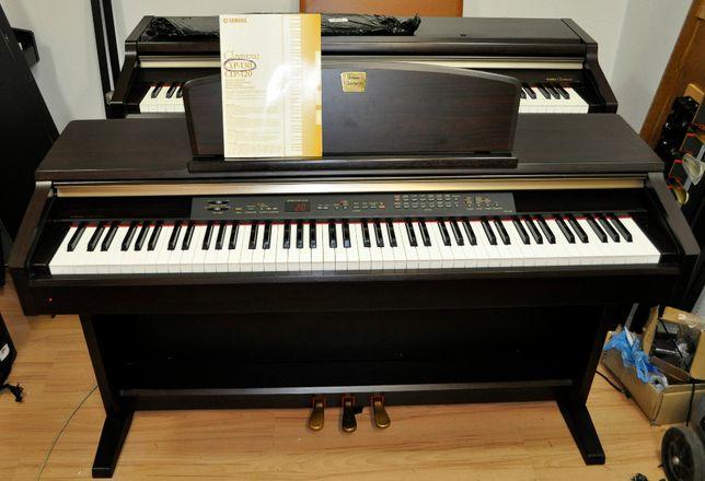 Pianino cyfrowe Yamaha clavinova CLP-120 epiano.pl