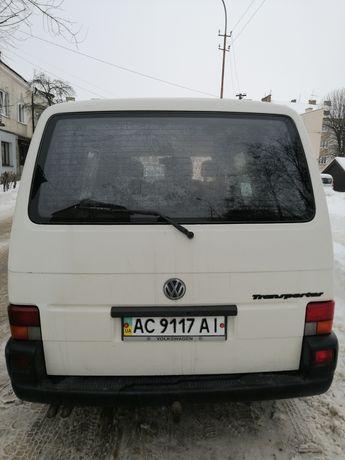 Фольксваген Т4 td  груз-пас