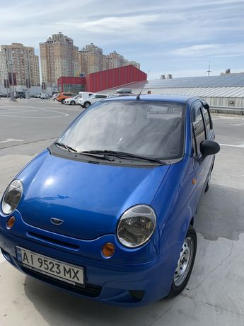Продам Daewoo MATIZ 2012 г 42 000 пробег