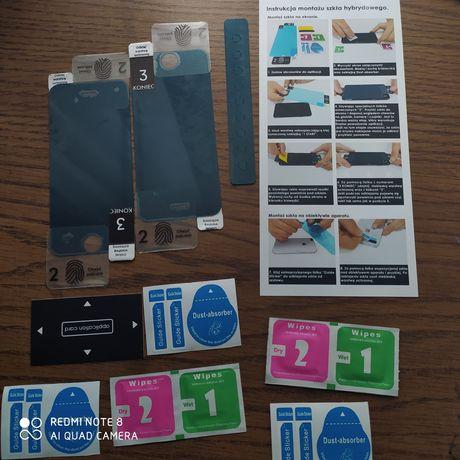 Sprzedam 2 szkła hartowane do iPhone 5,5s,5se