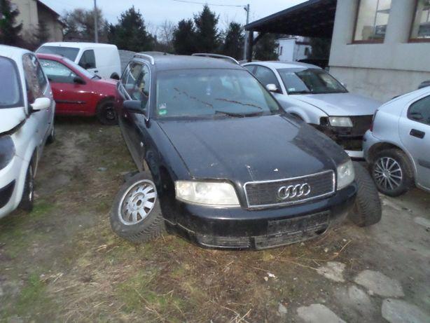 Audi a6 2,5 tdi 2003r 180 KM WSZYSTKIE CZESCI
