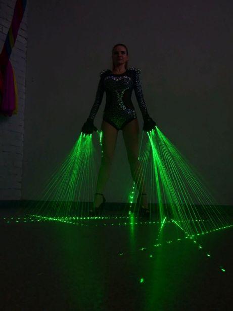 Lazer&LED. Шоу на праздник. Танец на праздник. Шоу на корпоратив.
