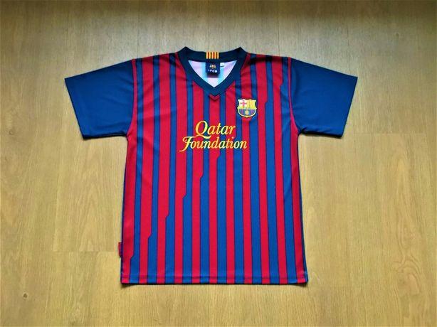 Футбольна форма – Футбольна футболка «БАРСЕЛОНА» – «MESSI»