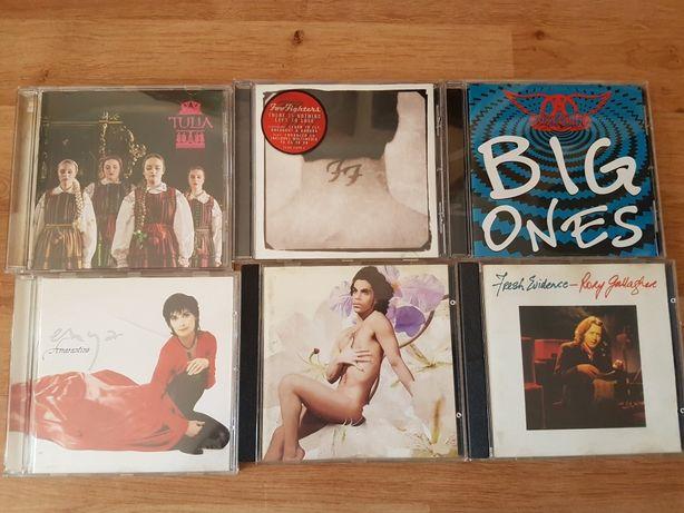 Płyty cd, muzyka. Sprzedam lub zamienię.
