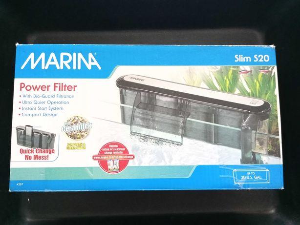 Filtro aquário Marina S20