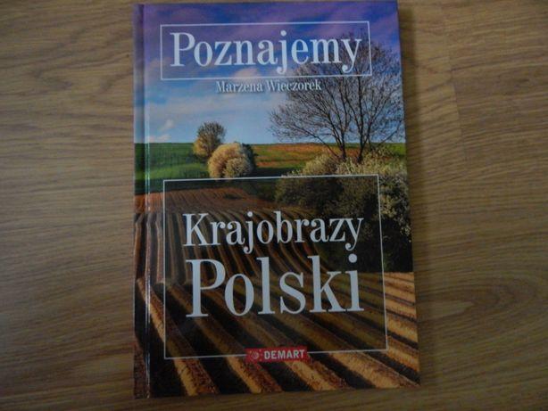 Poznajemy krajobrazy Polski nowa