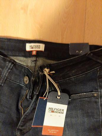 Spodnie nowe damskie tommy  hilfilger