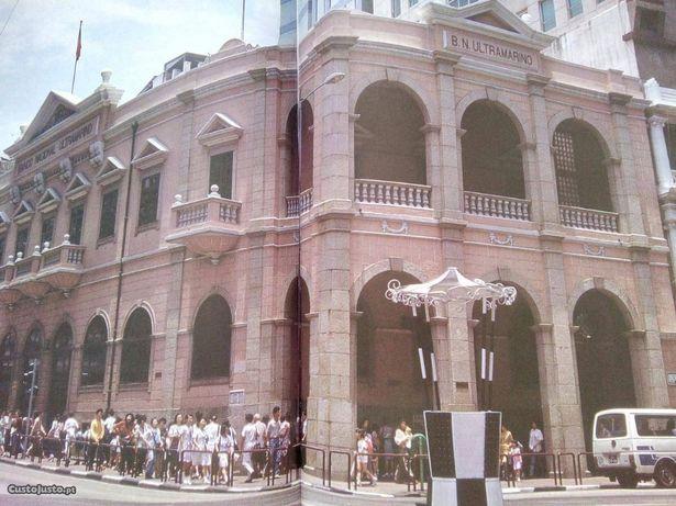 Livro BNU Macau Memórias de um Banco