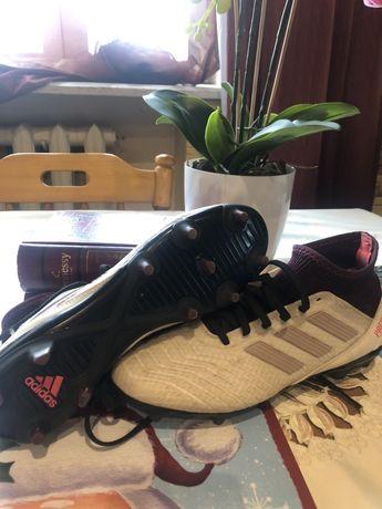 Футбольні бутси Adidas 38р