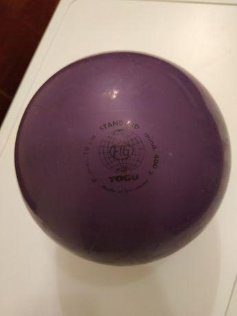 Мяч для художественной гимнастики TOGU 400 г, 19 см