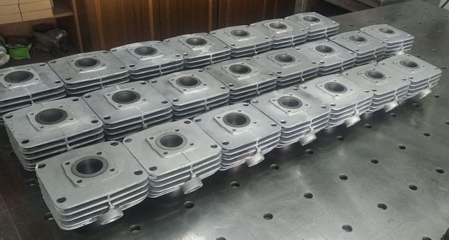 Simson skup cylindrów/głowic  S51/SR50/S53