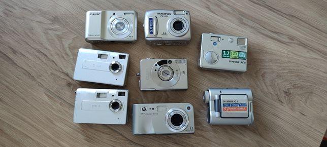 Aparaty cyfrowe plus kamera cyfrowa