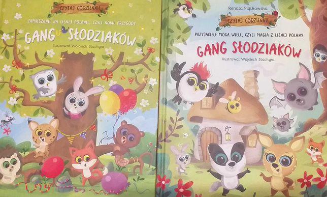 Gang Słodziakow 2 książeczki
