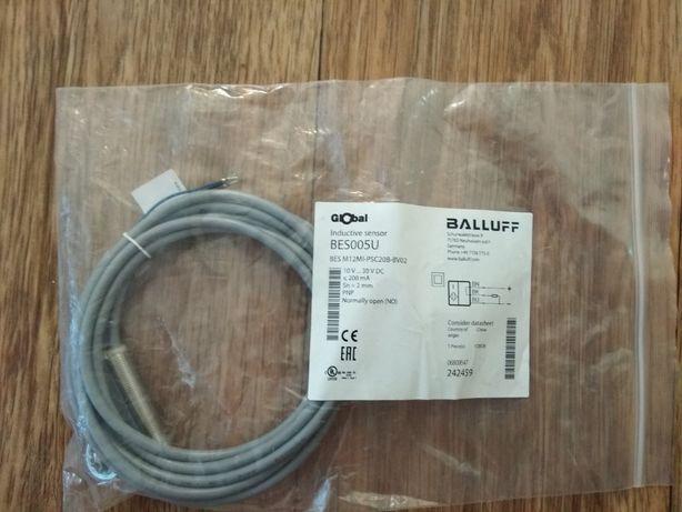 Датчик индуктивный balluff bes005u (BES M12MI-PSC20B-BV02)
