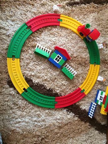 Конструктор железная дорога