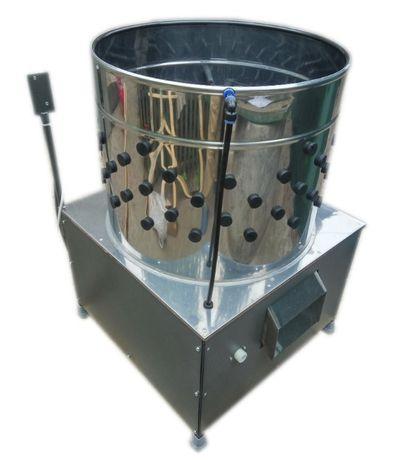 Перосъемная машина с автоматический поливом