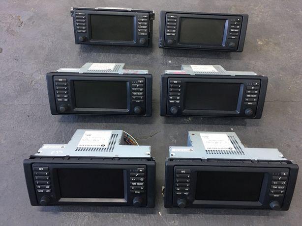 Продам экран бмв е39 телевизор BMW оригинал разборка мультимедиа