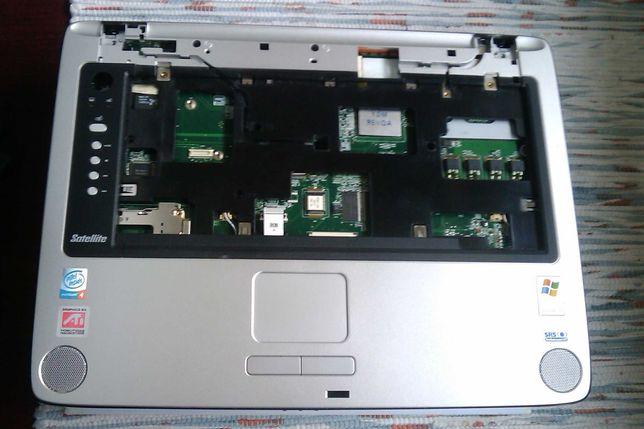 Base e Moldura PC Portátil Toshiba Satellite A75
