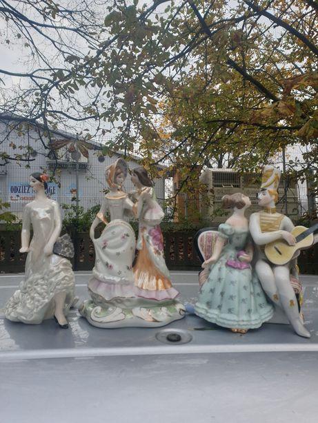 Figurka porcelanowa, Korosteń, Ukraina, ZSRR