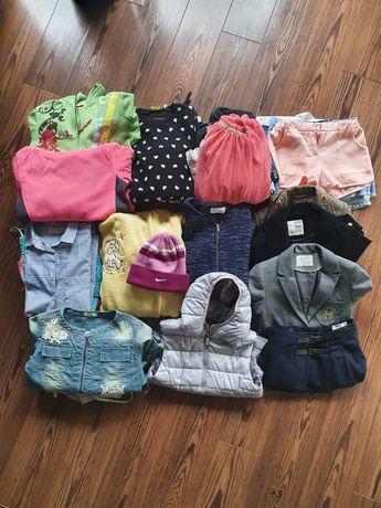 Zestaw markowych ubrań 140 - 146