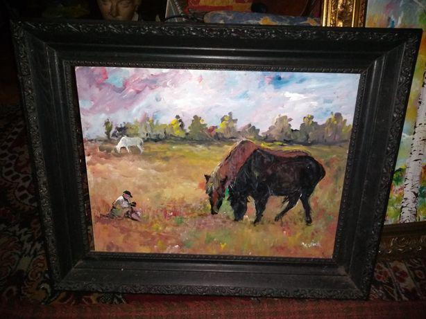 Obrazy sprzedam pilnie