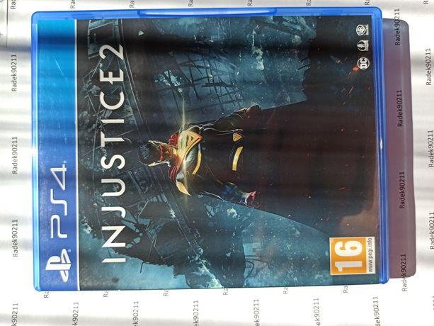 Injustice 2 PS4 PlayStation 4 PS5