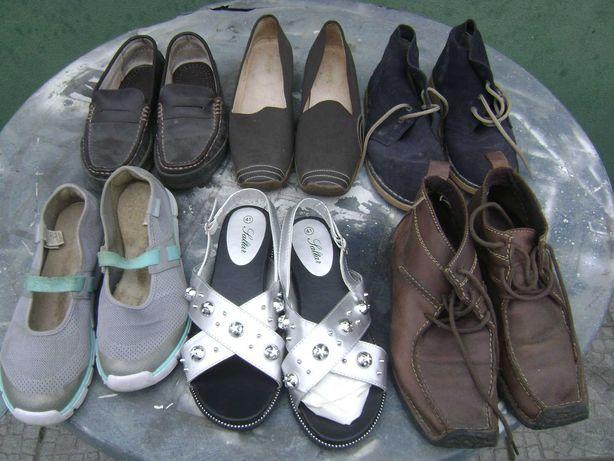 Sapatos Sapatilhas Nike, NB, Zara, Asics e outros