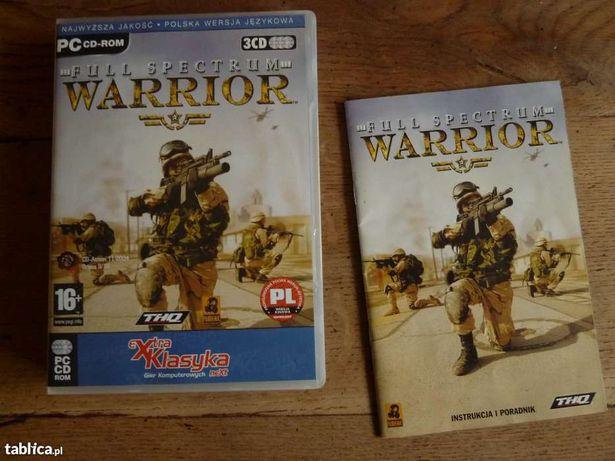 gra pc Full Spectrum Warrior