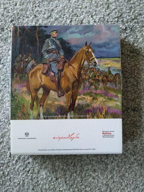 Nowe Puzzle Józef Piłsudski 120