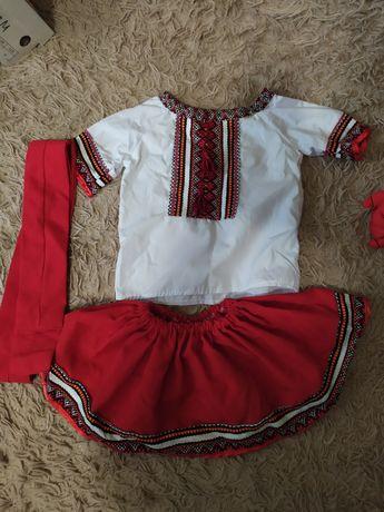 Костюм український для дівчинки