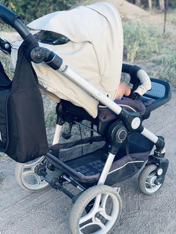 Продаем коляску 2в 1 Teutonia be you . Прогулочная коляска, люлька