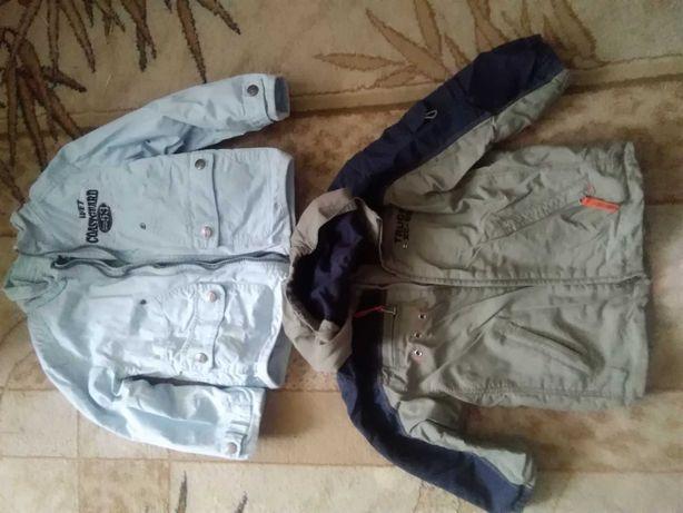 Продам. 2. куртки.    дитячі