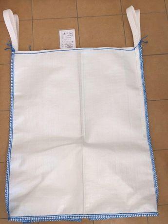 worki big bag różnego typu/ do 230 cm wysokości/wentylowane