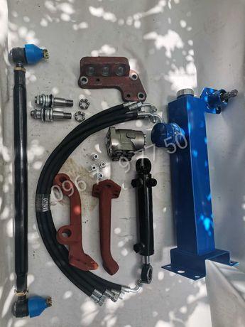 Комплект переделки на насос дозатор мтз 82 , мтз80, ЮМЗ, Т40 , т150