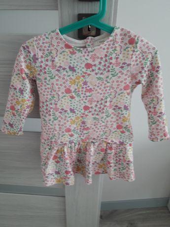 Zestaw sukienek 86-92
