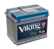 Новий акумулятор Viking - 60-75-100-140-190-225АН.