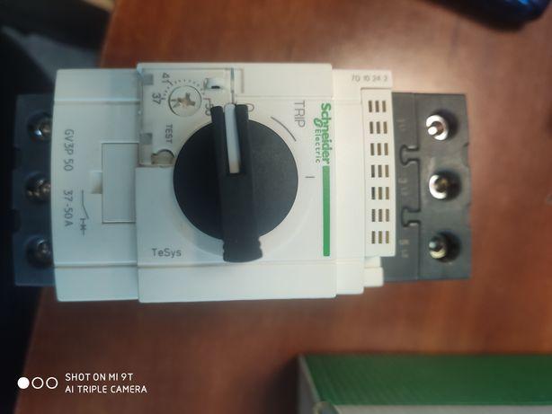 Автоматический выключатель защиты двигателя GV3P50