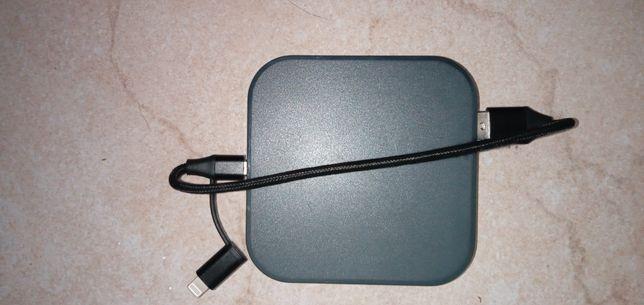 Carregador Wireless rohs compatível com ios e android que suportem.  M